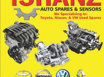 Ishanz New & Used Auto Spares