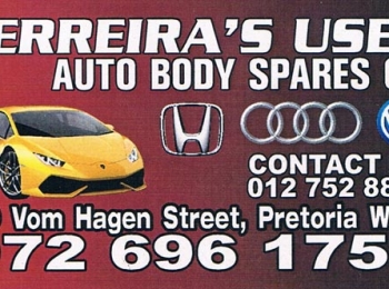 Ferreira`s Used Auto Body Spares